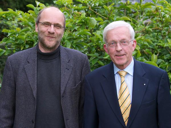 Der neue GKR-Vorstand
