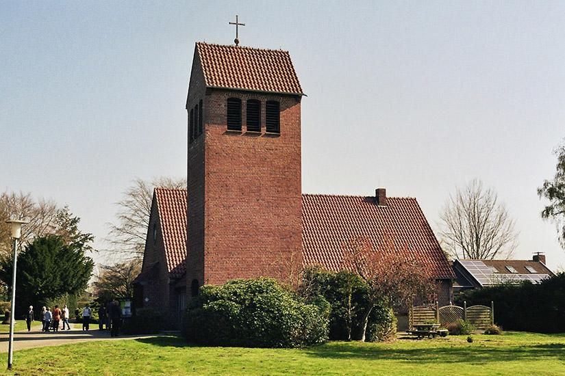 Martin Luther Kirche Oldenburg