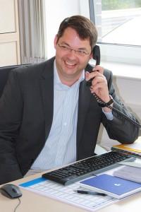 Kreispfarrer Lars Dede