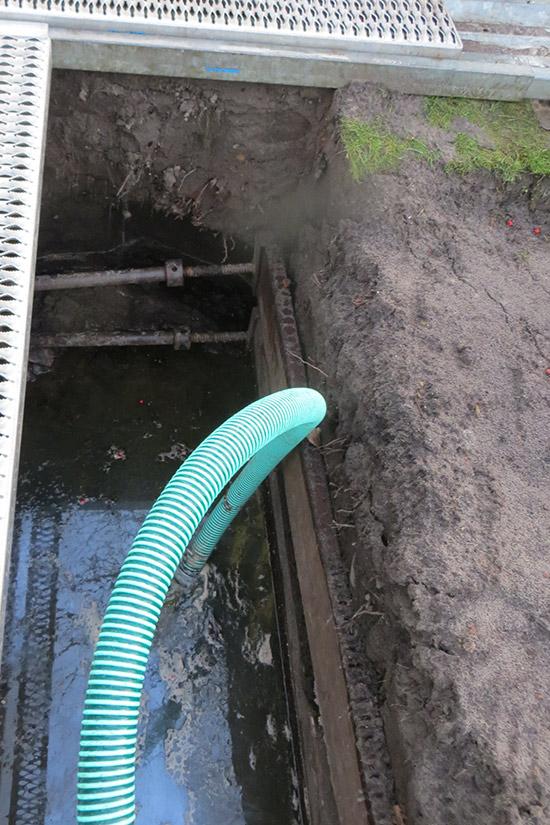 Grundwasserprobleme auf dem Alten Friedhof