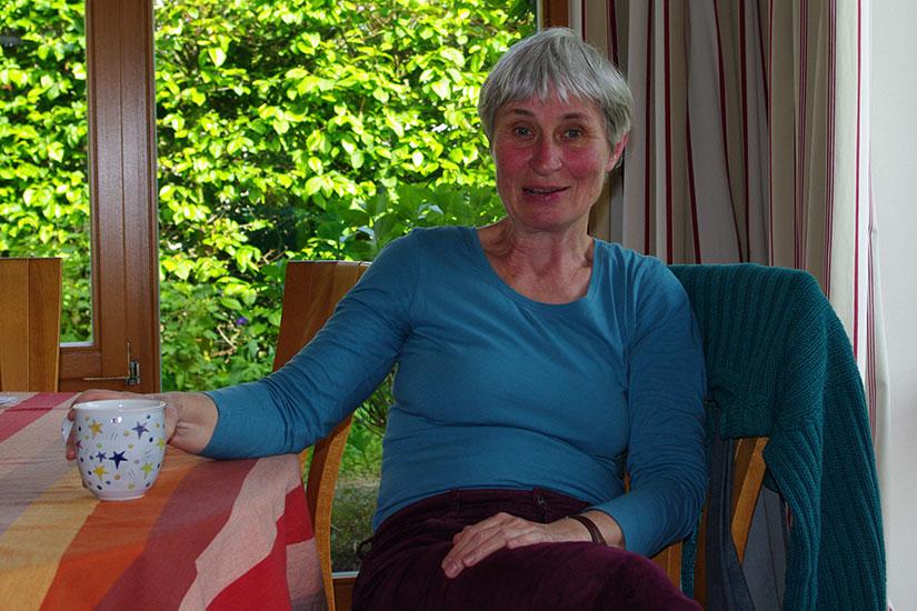 """Eine """"globale"""" Christin: Anne Kress"""