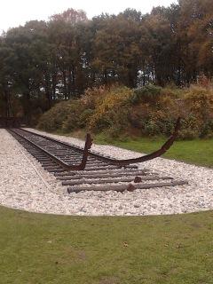 Westerbork_Bahnschienen